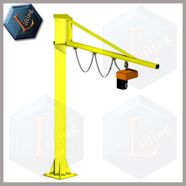 德马格立柱式悬臂吊
